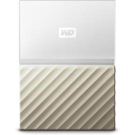 Western Digital My Passport Ultra 2TB White-Gold