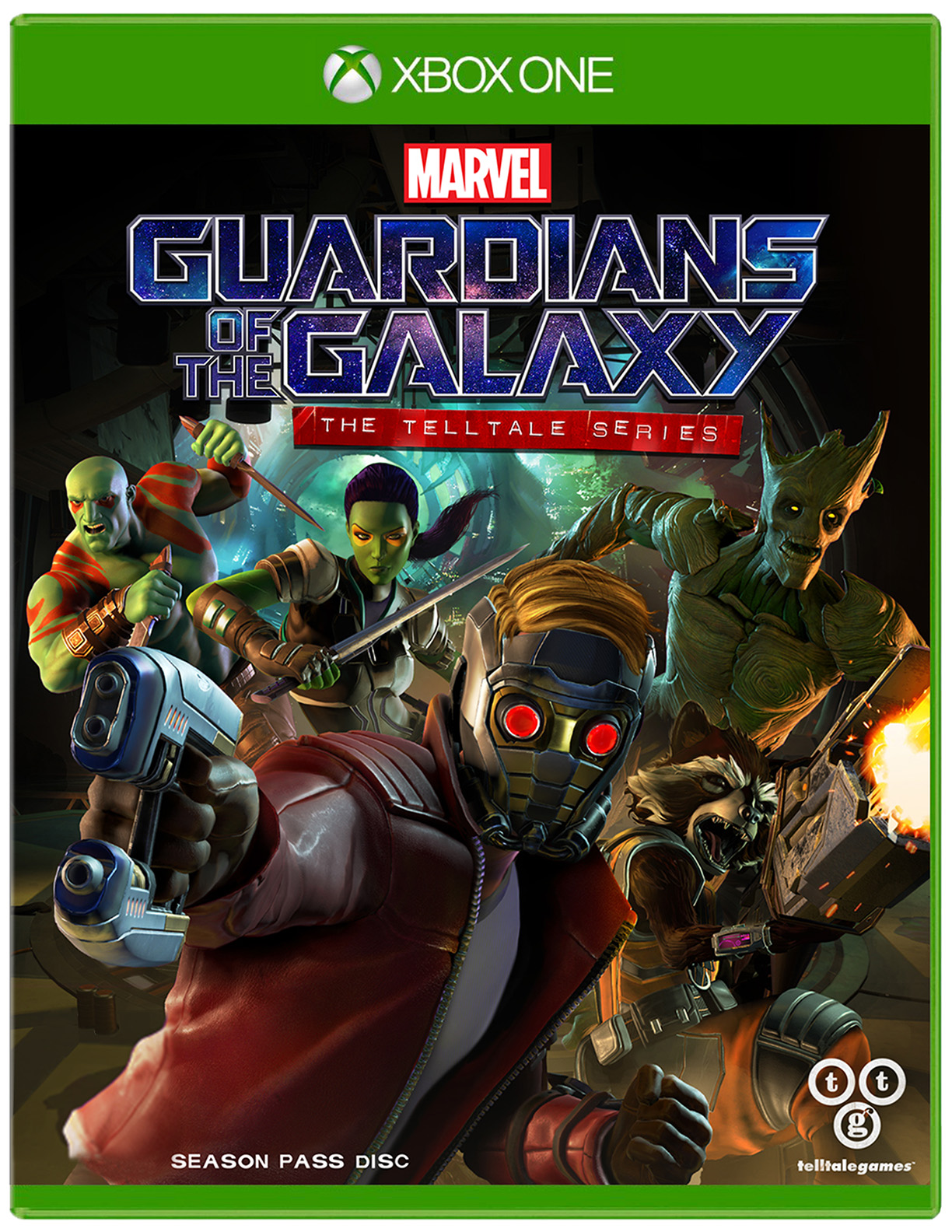 Buy Marvel's Guardians of the Galaxy: The Telltale Series for Xbox One -  Microsoft Store