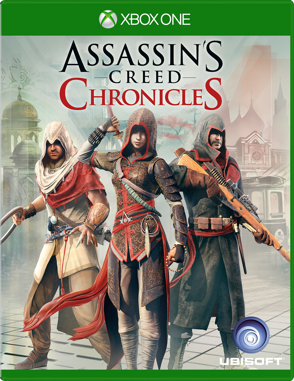 Assassin's Creed Chronicles Trilogy Pack Deal