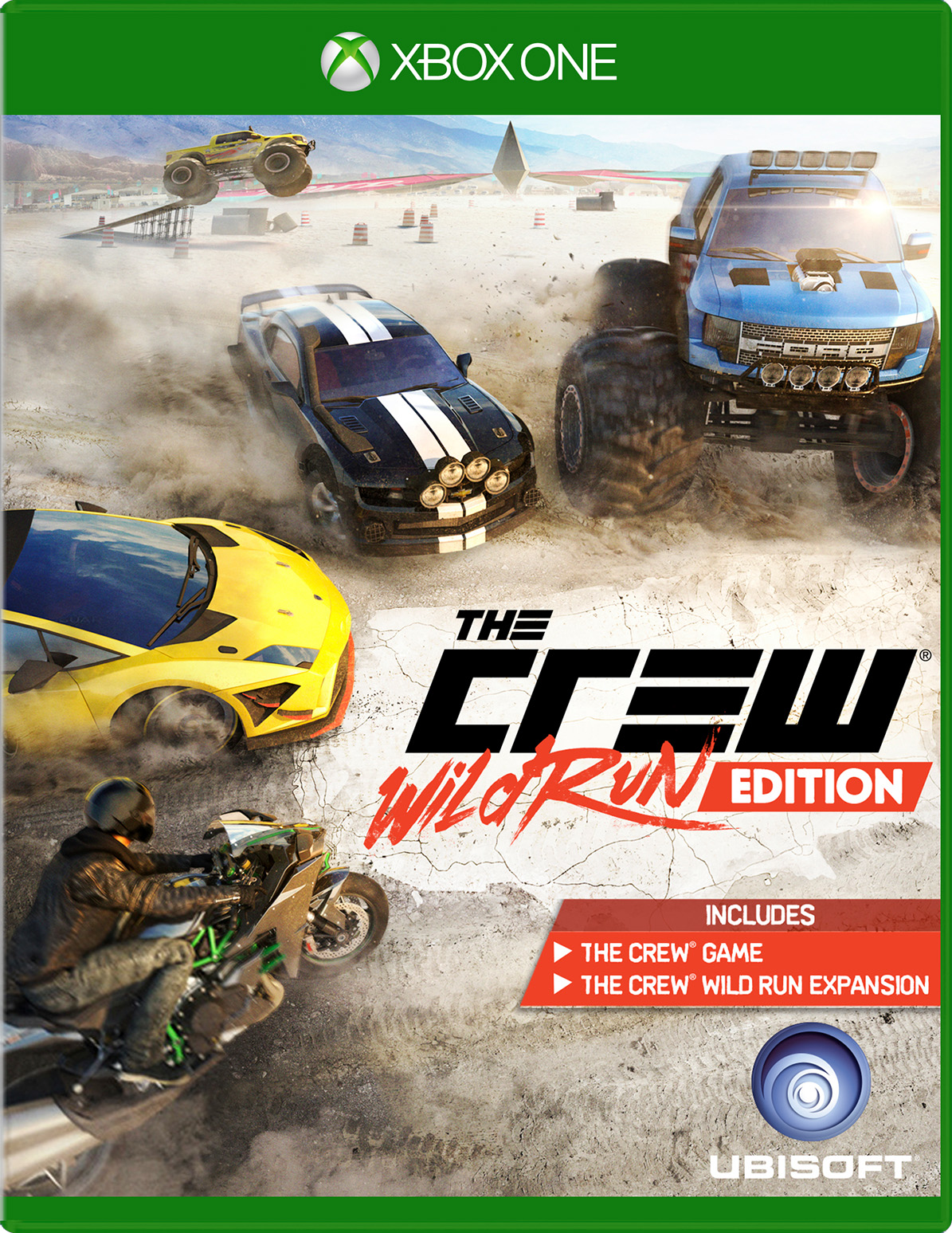 The Crew: Wild Run for Xbox One Deal
