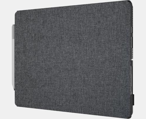 ef957e881a493f Incipio Esquire Series Folio for Surface Pro (Grey)