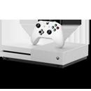Console Xbox One S com controlador