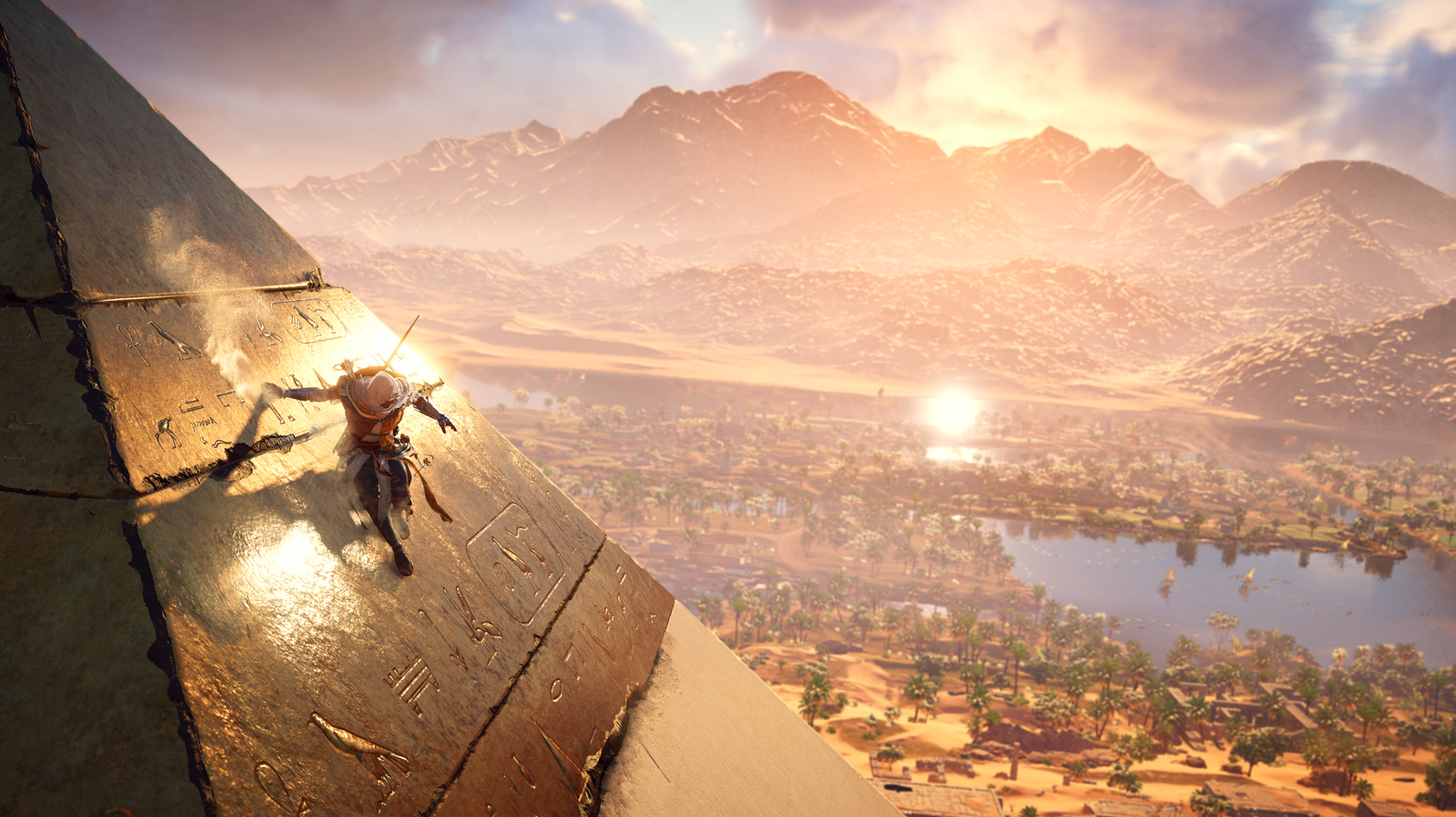 Assassins Creed Origins for Xbox One X