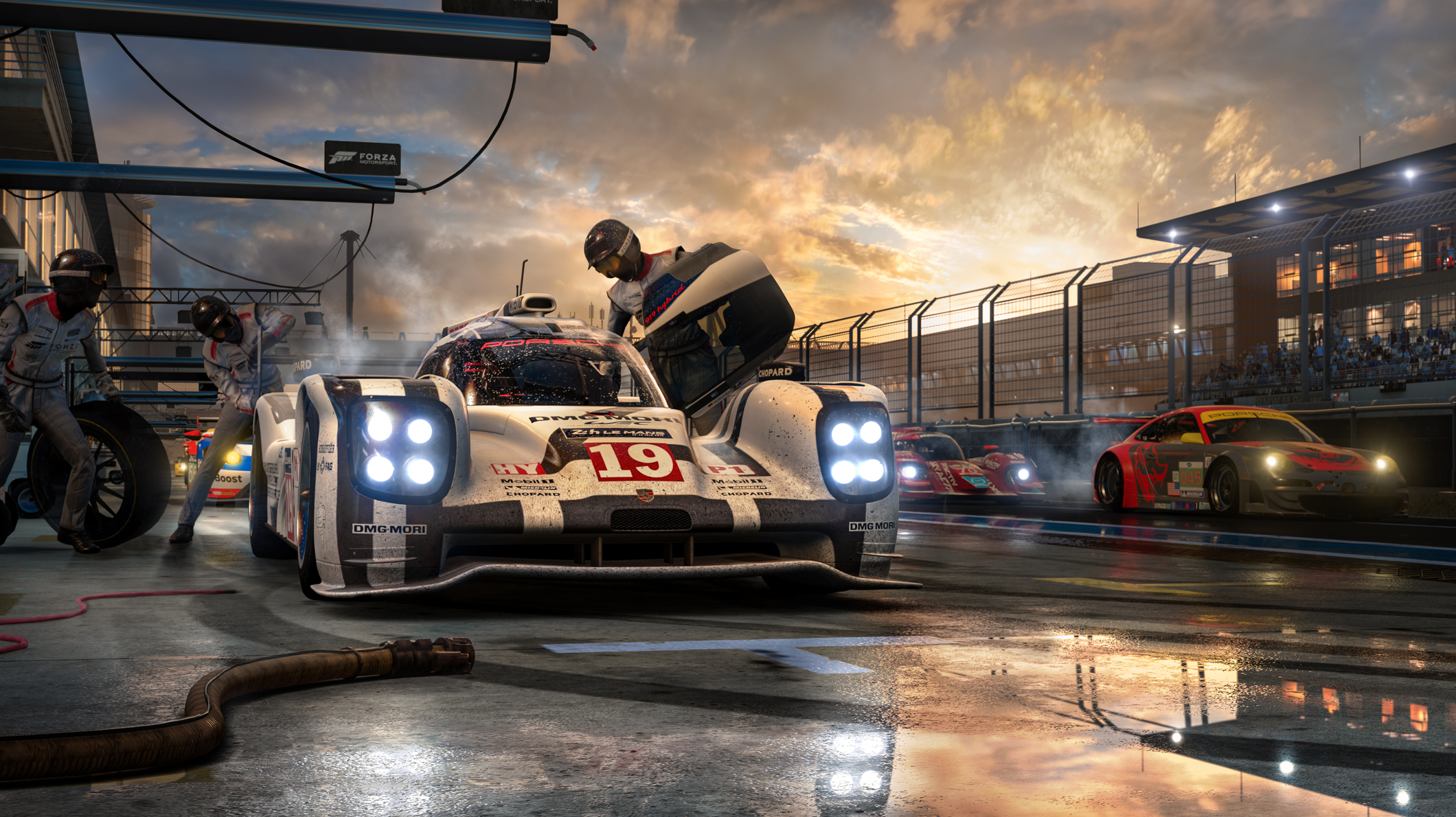 Forza 7 for Xbox One X