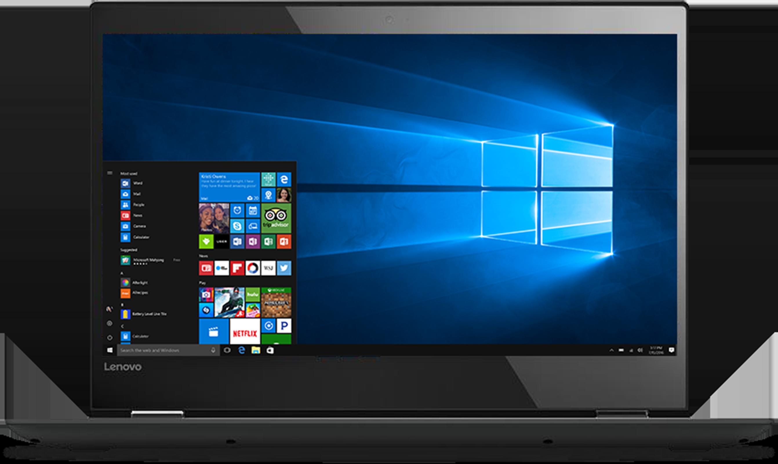 Lenovo Ideapad Flex 5 14 80XA000UUS 2 in 1 PC• 14-inch Full HD touchscreen • Intel i7 7th Gen • 8GB memory/256GB SSD • NVIDIA GeForce 940MX graphics
