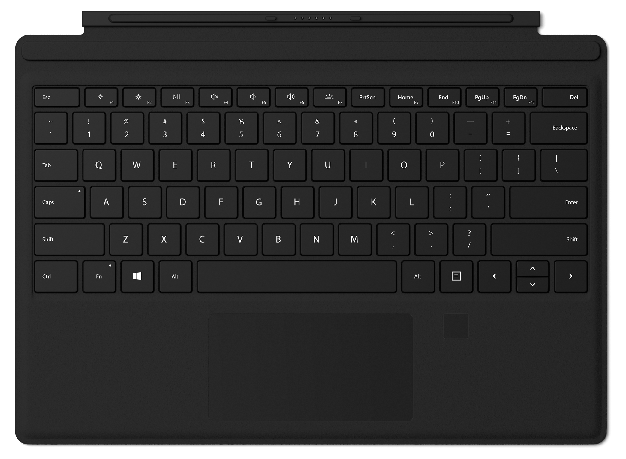Surface Pro Type Cover with Fingerprint ID