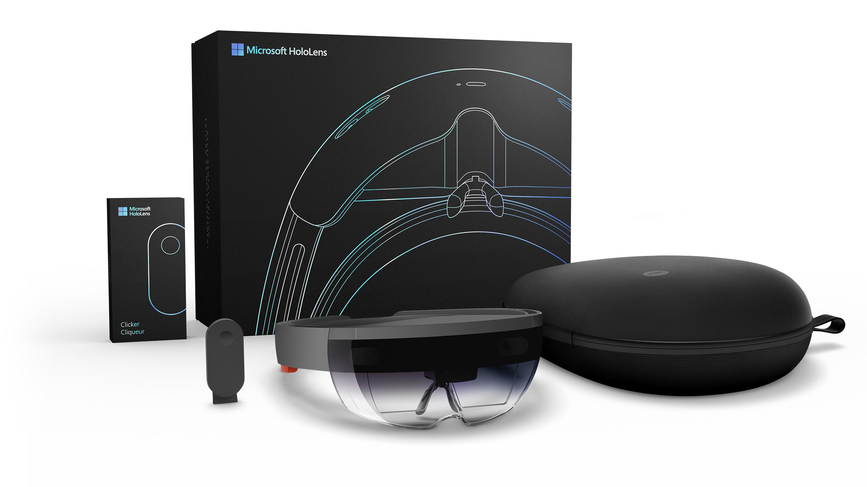Microsoft HoloLens Commercial Suite