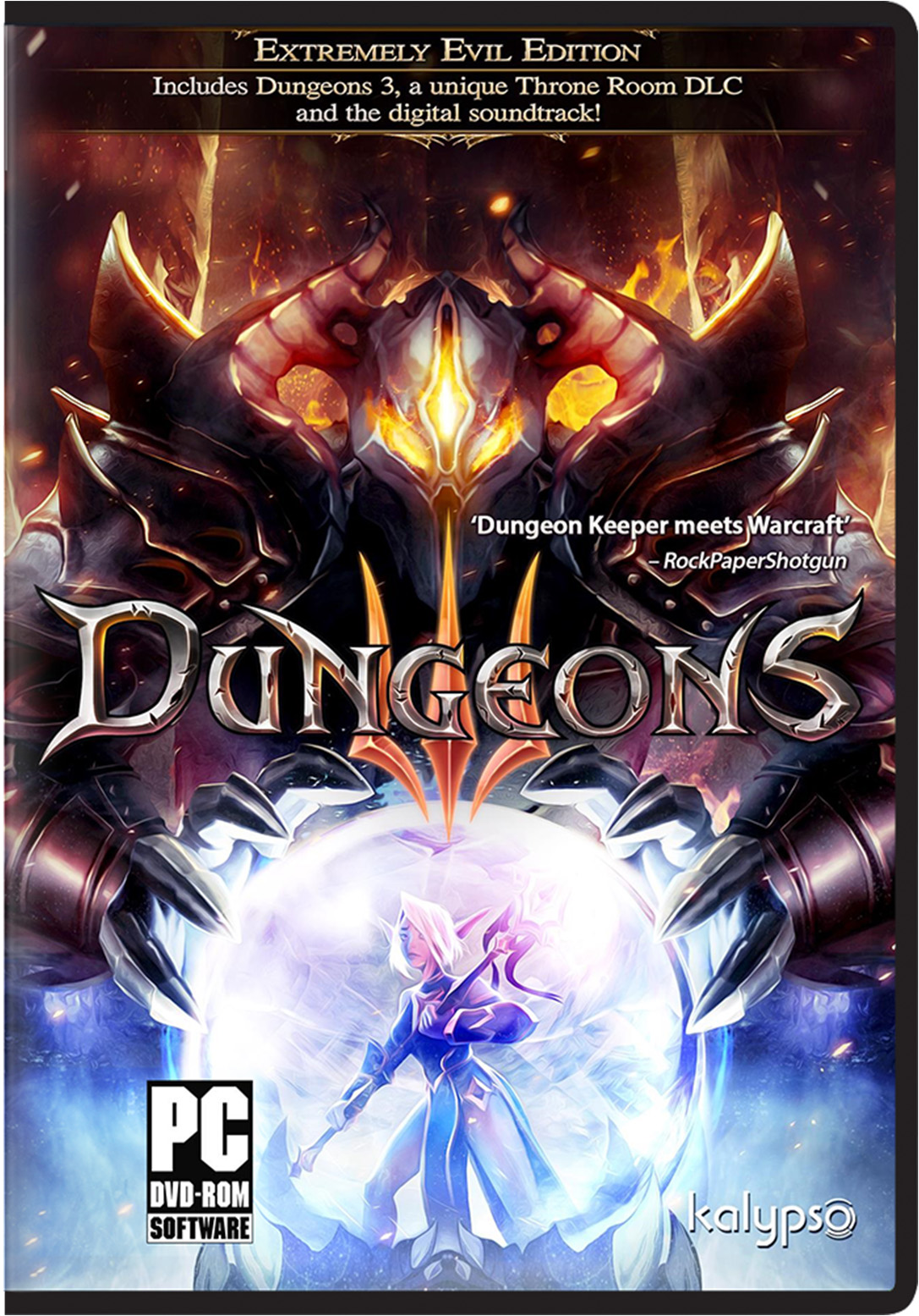 Dungeons 3 PC Game