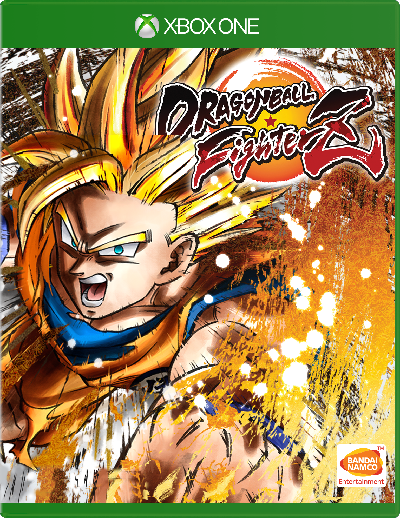 Namco Dragon Ball Fighter Z Day 1 Edition Xbox One