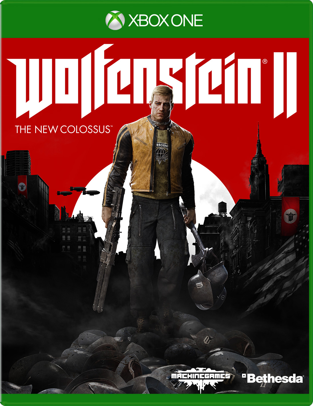 Wolfenstein II: The New Colossus for Xbox One Deal