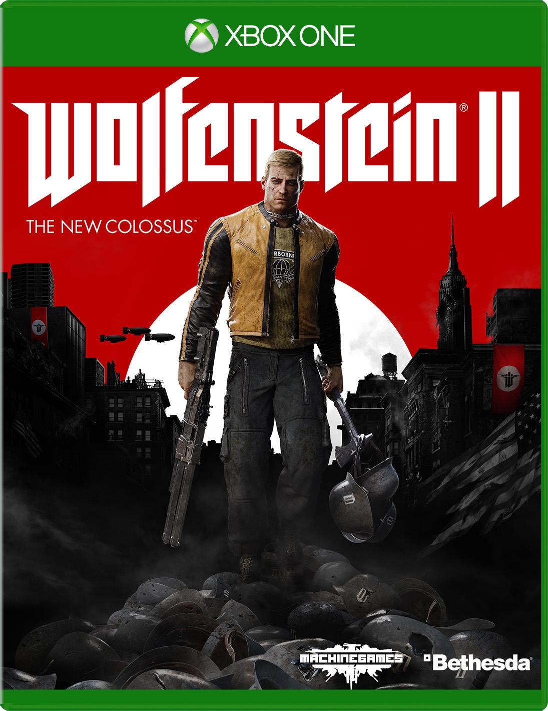 Bethesda Wolfenstein 2: The New Colossus
