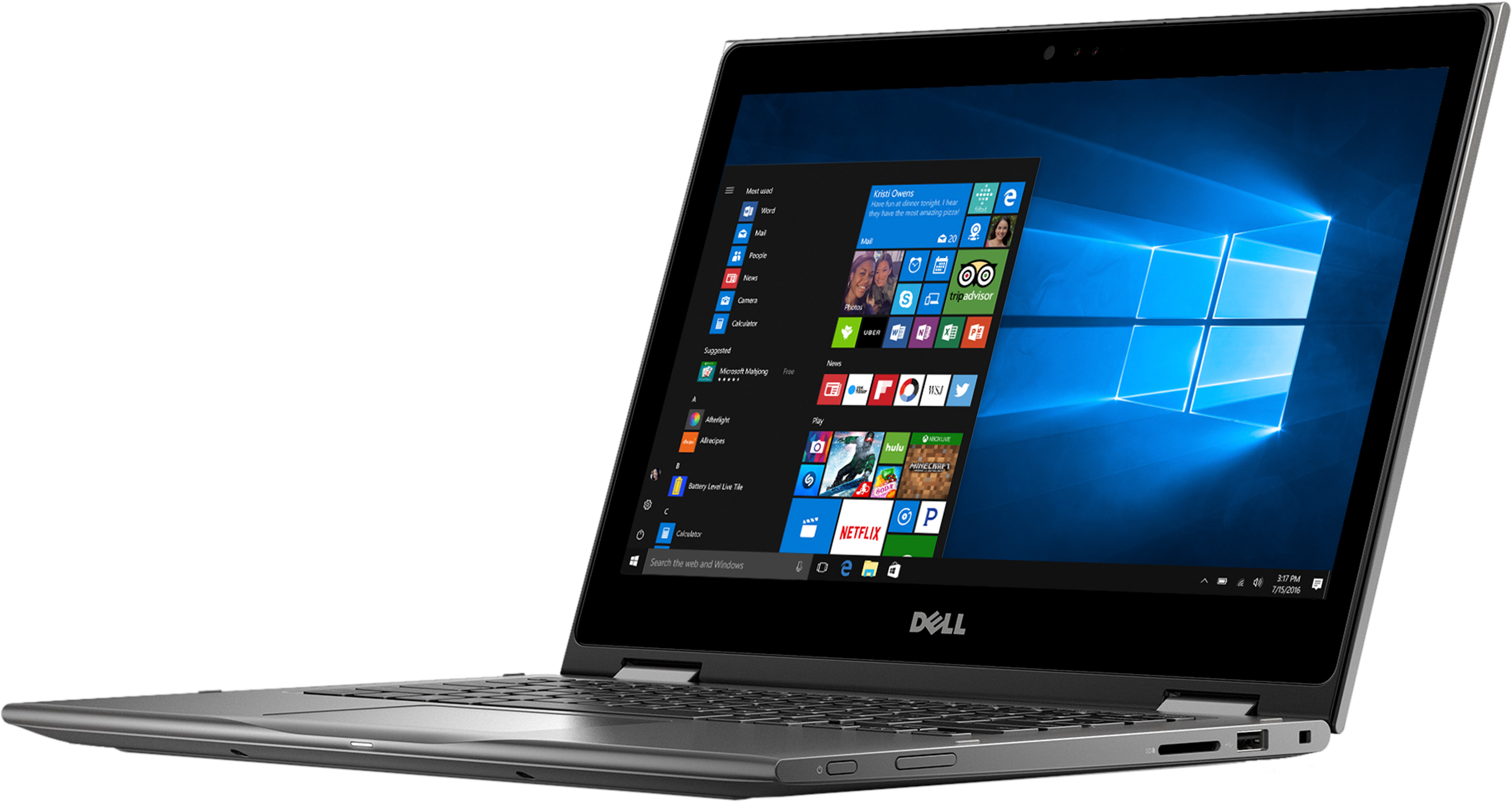 Dell Inspiron 13 i5378-3601GRY-PUS 2 in 1 PC Deal