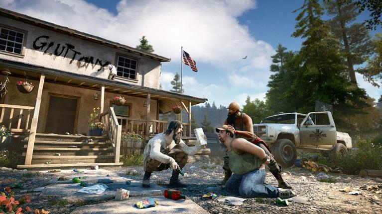 Buy Far Cry 5 for Xbox One - Microsoft Store en-GB