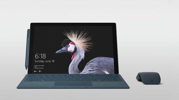 Surface Pro Cobalt Blue