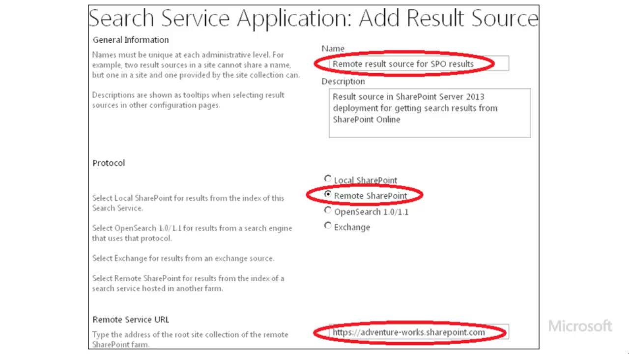 Búsqueda federada de plan híbrido para SharePoint Server | Microsoft ...