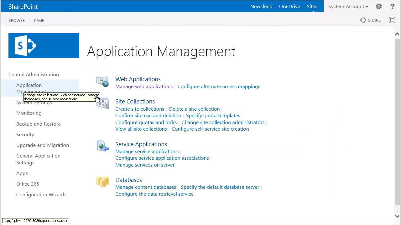 Configurar la conectividad desde Office 365 SharePoint Server ...