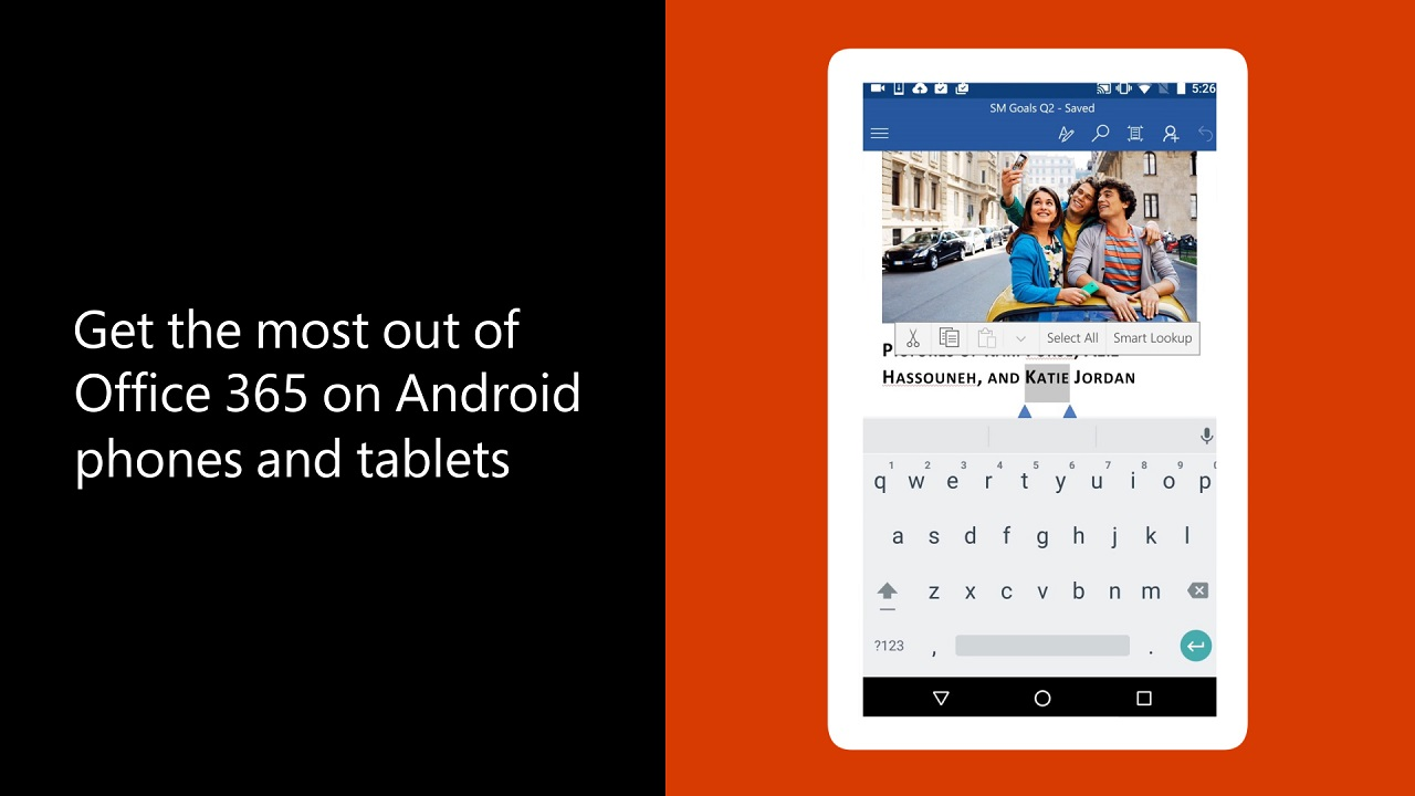 How to open a .doc file on Android