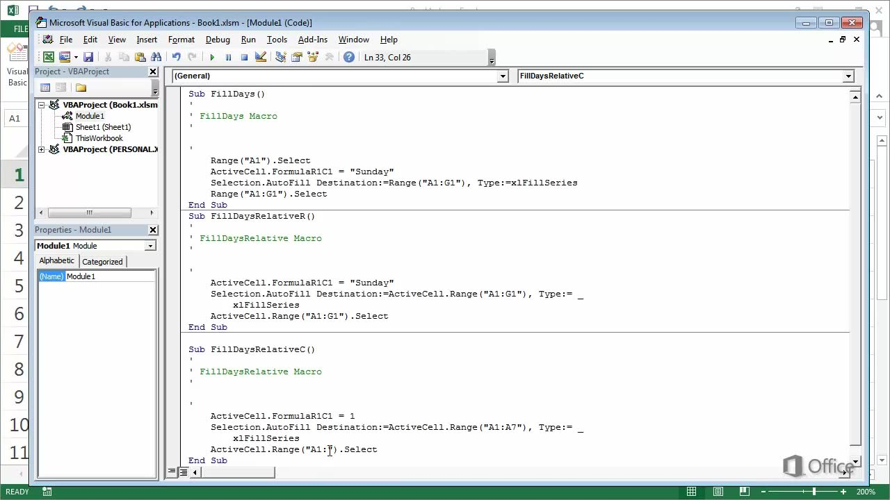 Edit Macro Button In Excelleadingdwnload