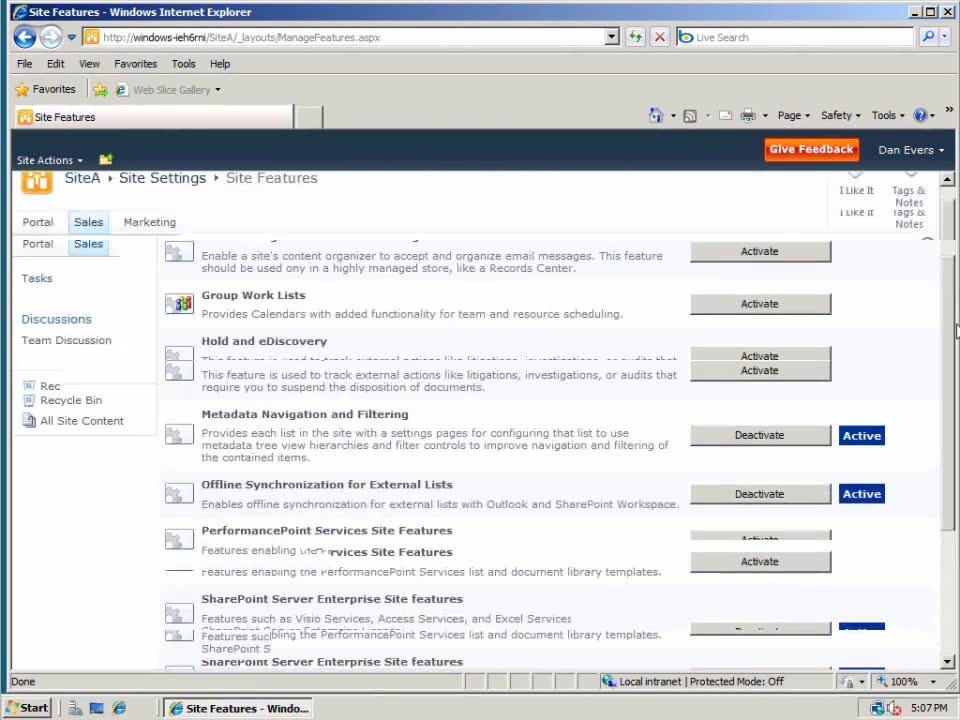 Deploy a workflow as a wsp file sharepoint server 2010 pronofoot35fo Images
