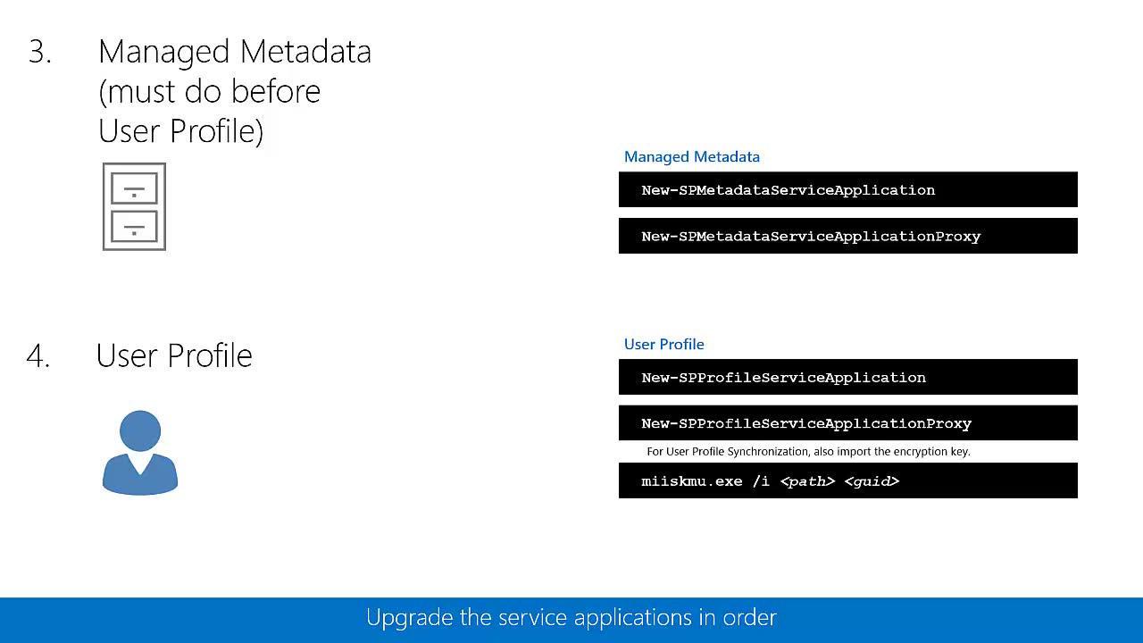 Actualizar aplicaciones de servicio a SharePoint 2013   Microsoft Docs
