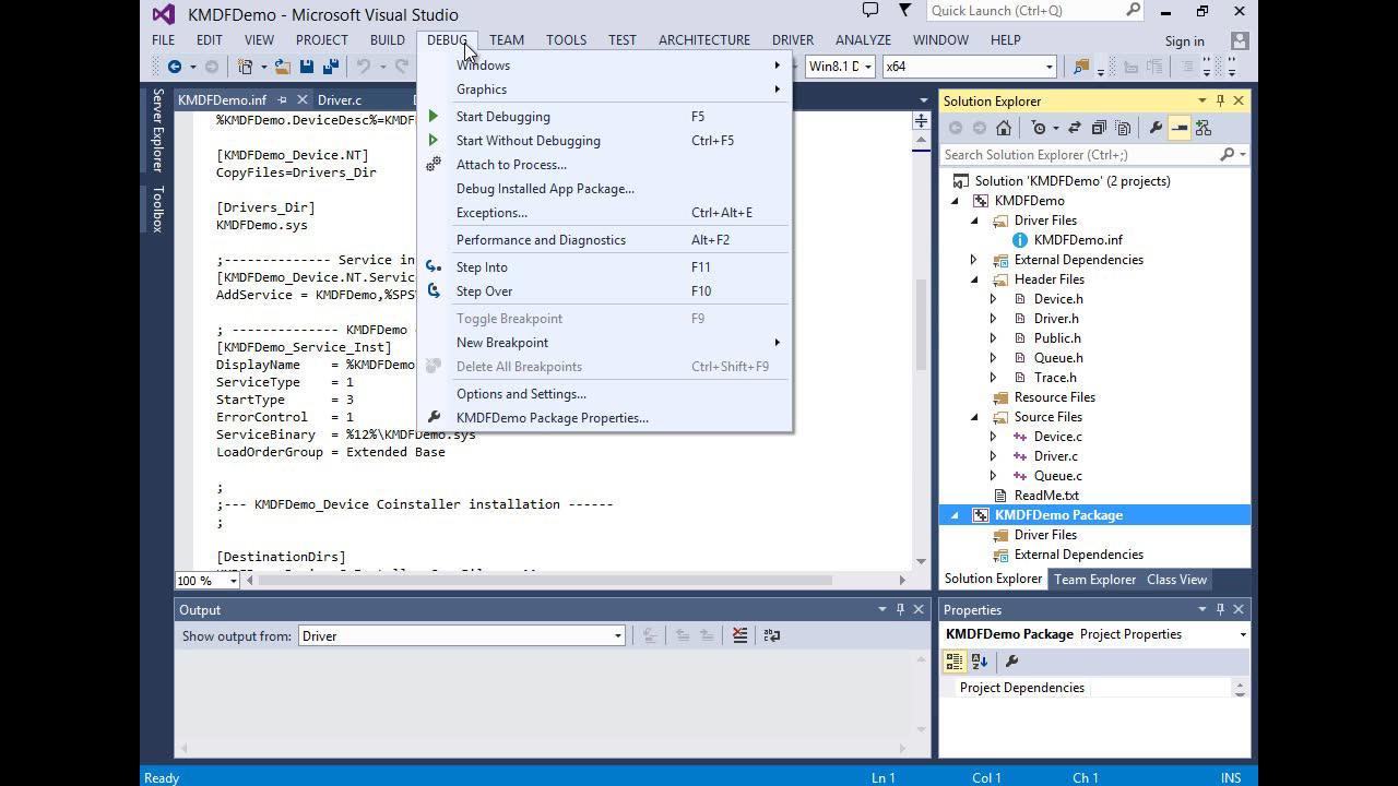 Developing Testing And Deploying Drivers Windows Can Bus Diagram Http Sturntechcom Blog 2010 11 10 Debugginga Microsoft Docs
