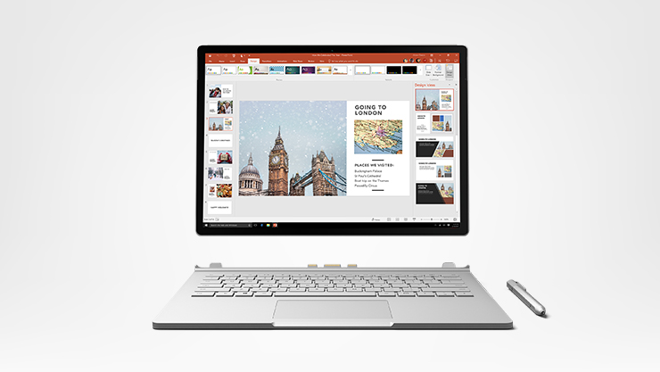 Surface Book with Performance Base