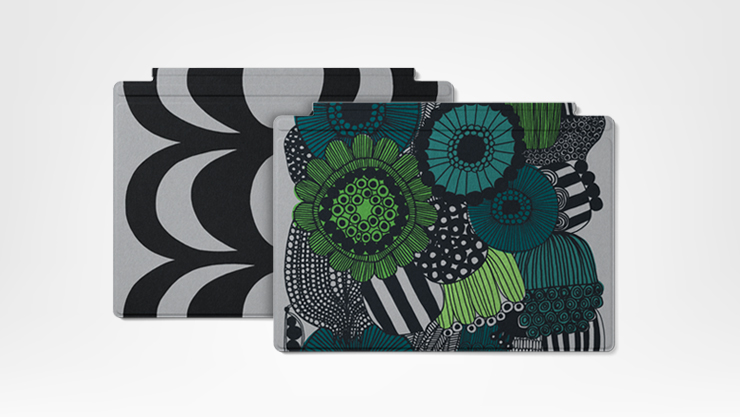Marimekko Type Cover for Surface