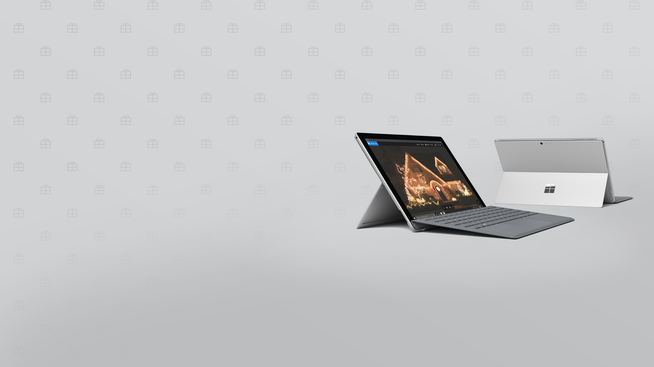 Surface Pro Silver