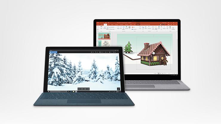 Surface Pro, Surface Laptop