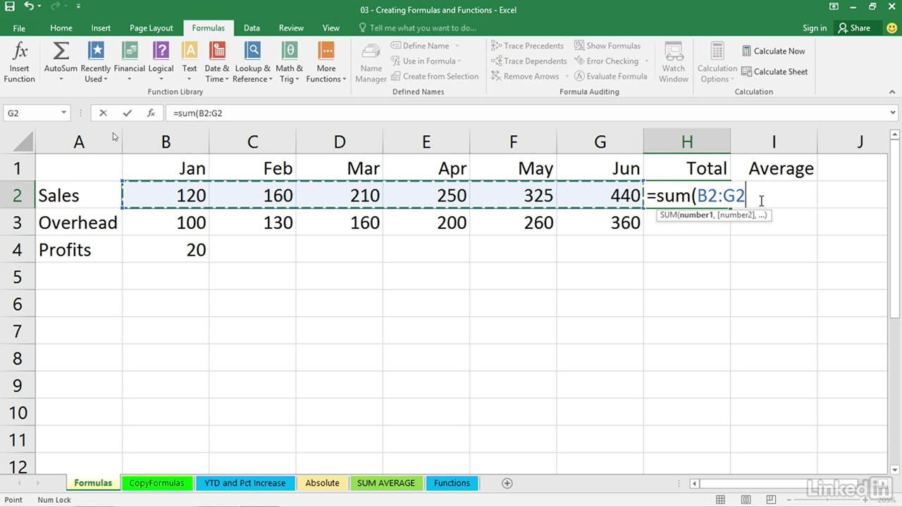 Overview of formulas in excel excel buycottarizona