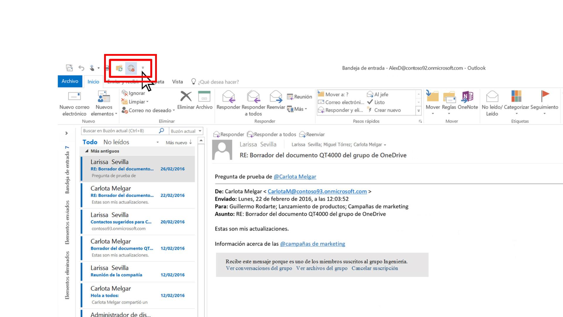 Personalizar la barra de herramientas de acceso rápido - Soporte de ...