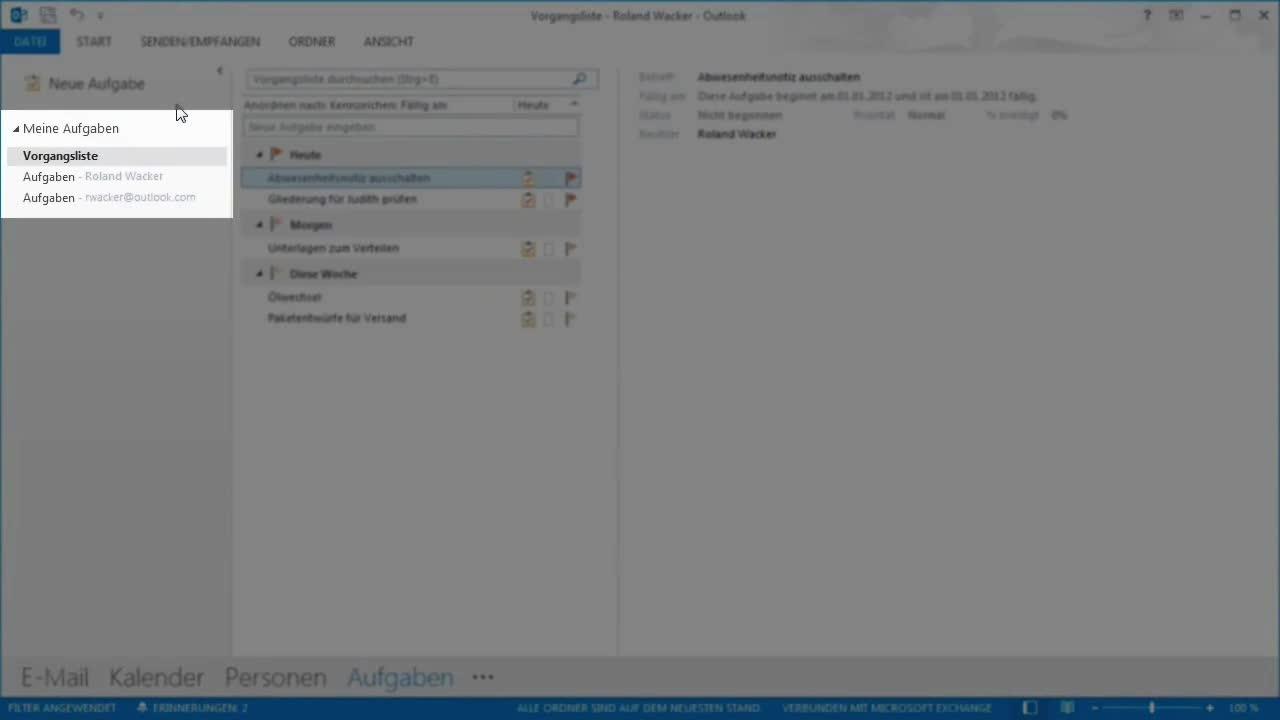 Fein Microsoft Outlook Vorlage Bilder - Beispielzusammenfassung ...