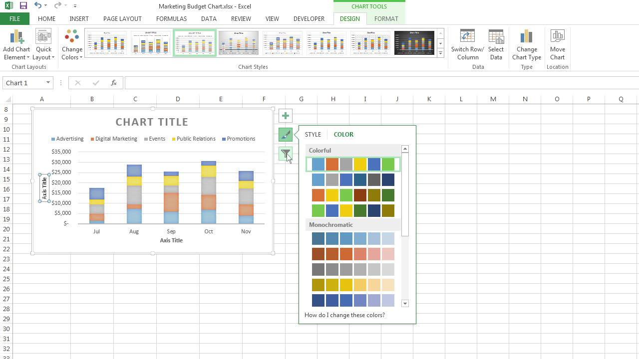 Novedades de Excel 2013 - Excel
