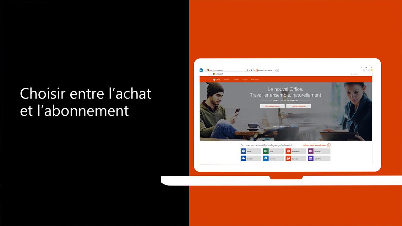 Acheter pack office excellent office pour mac famille et tudiant next gallery image with - Ordinateur portable avec pack office ...