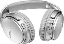 BOSE QuietComfort 35 II Headphones (Silver)