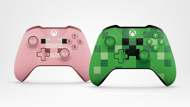 Minecraft Controllers