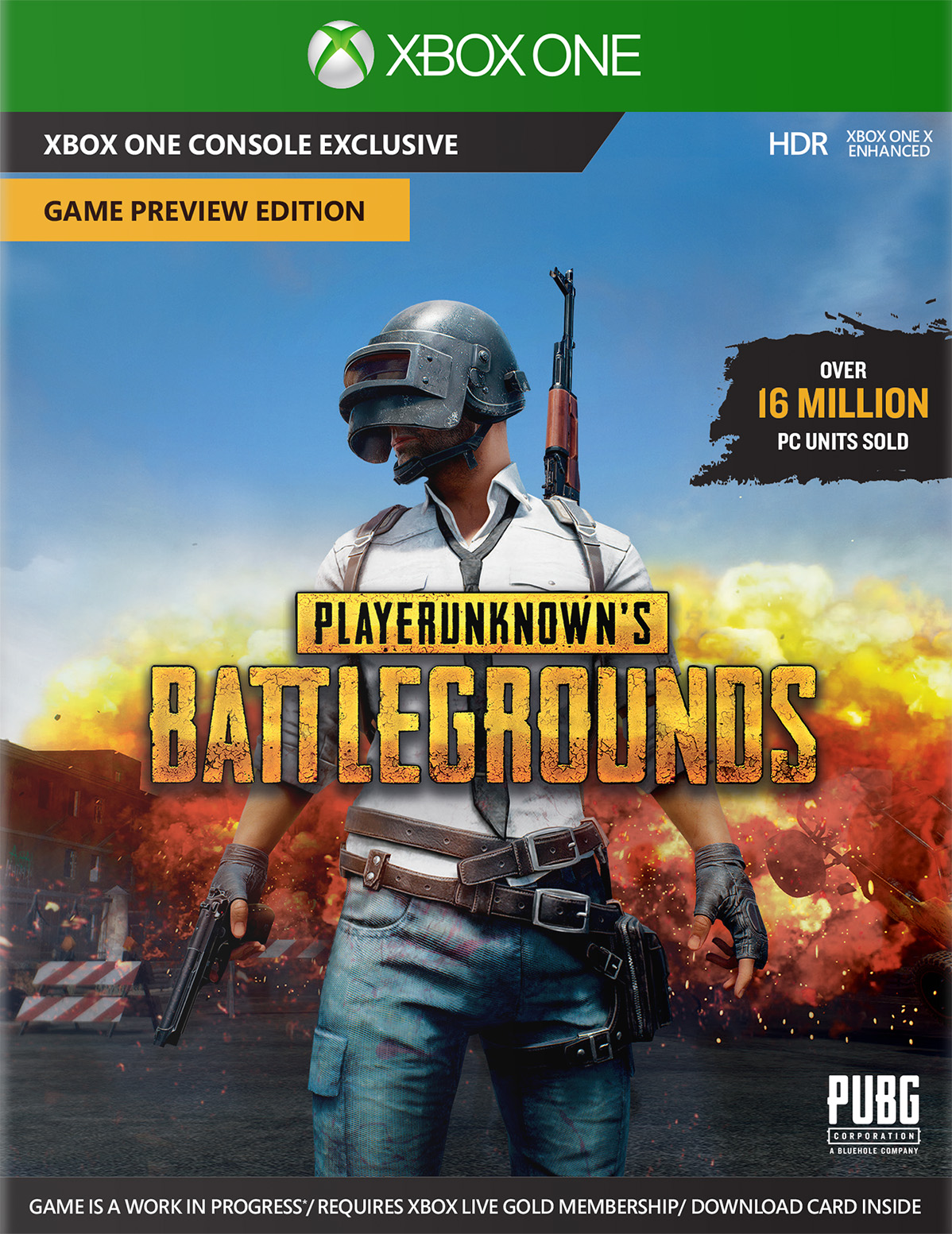 Buy Playerunknown S Battlegrounds Game Preview Edition For Xbox