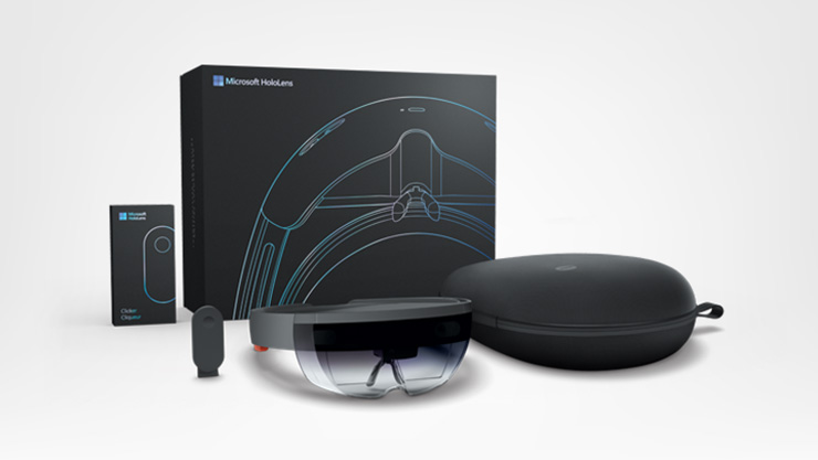HoloLens Commercial Suite
