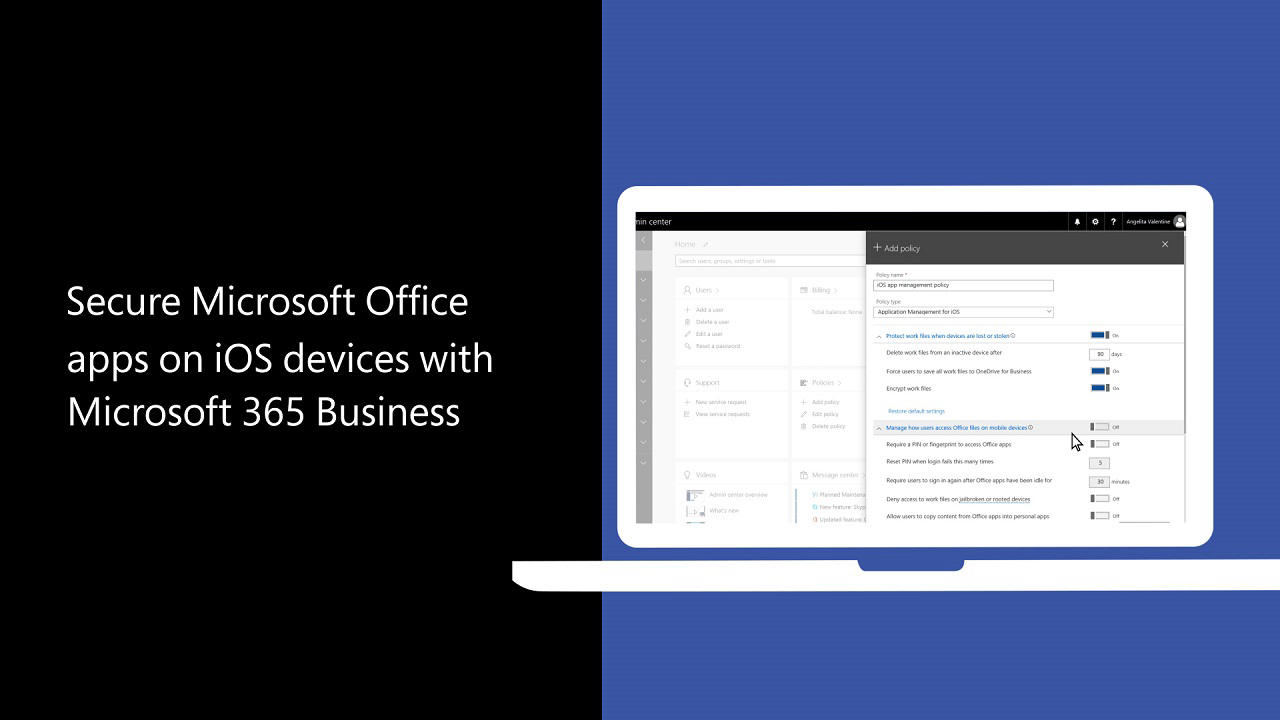 set up mobile devices for microsoft 365 business users microsoft docs