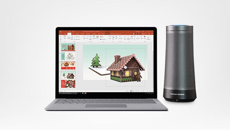 Surface Laptop and Invoke