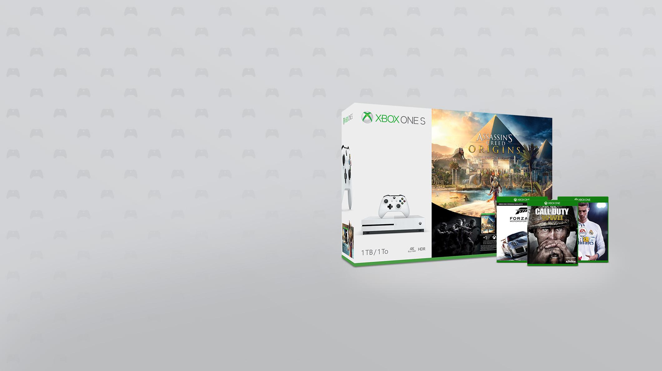 Xbox One konsoli, Xbox One peli