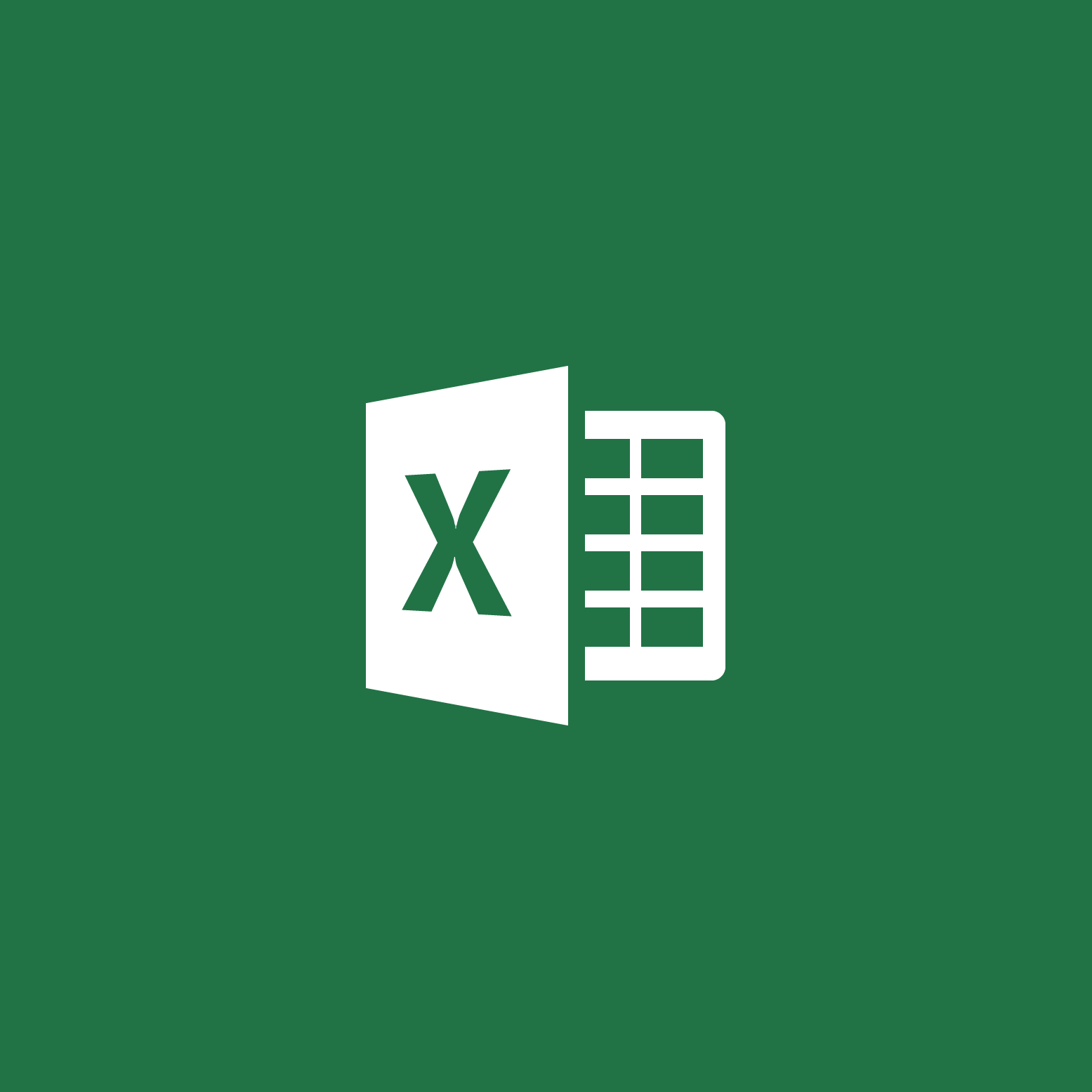 Excel Home and Student