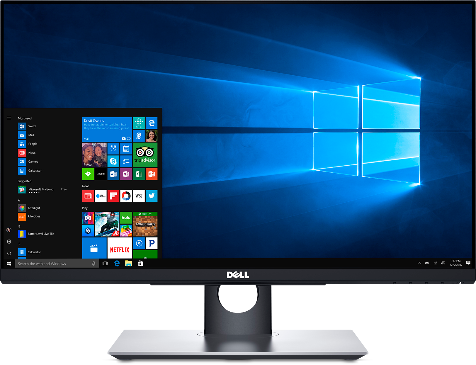 Buy Now: Dell 24 Touch Monitor - P2418HT [RJOVenturesInc.com]