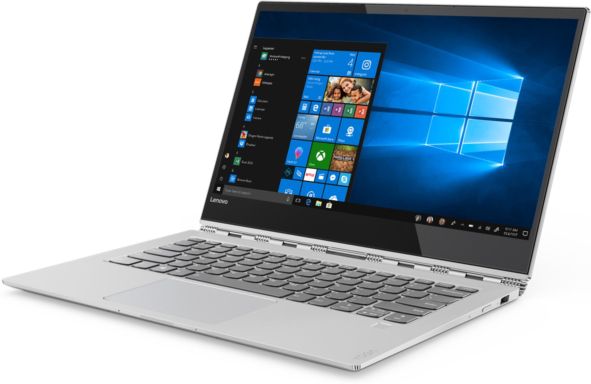 "Lenovo Yoga 920, 13.9"" FHD, I5 8G, 256G SSD"