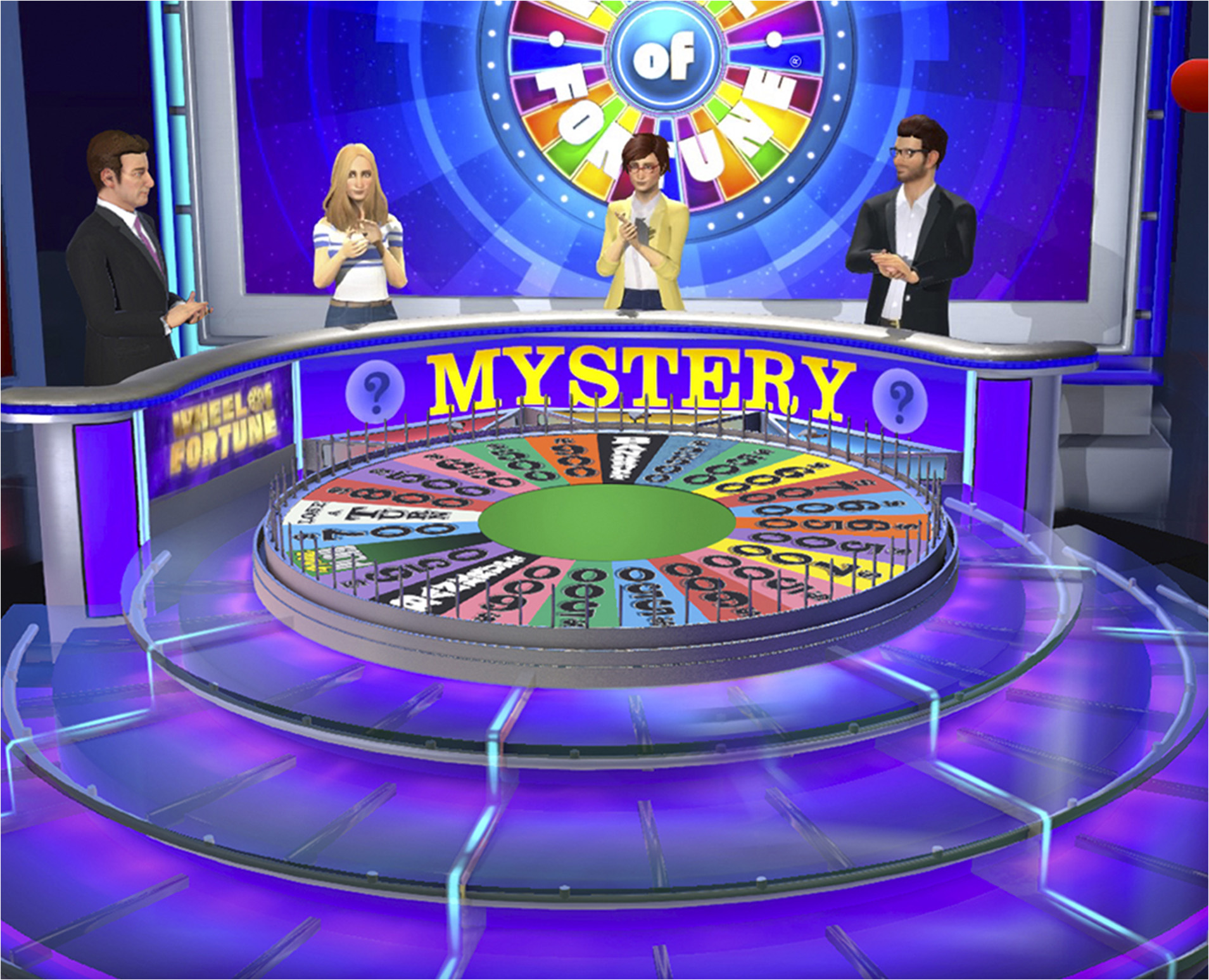 America's Greatest Game Shows: Wheel of Fortune & Jeopardy for Xbox One