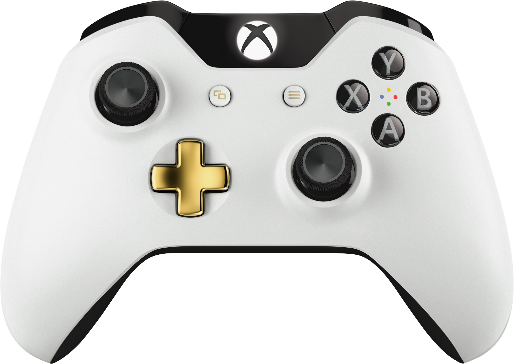 Xbox One Special Edition Lunar White Wireless Controller