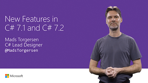 Image thumbnail for What's new in C# video