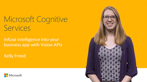 Image thumbnail for Microsoft Cognitive Services video