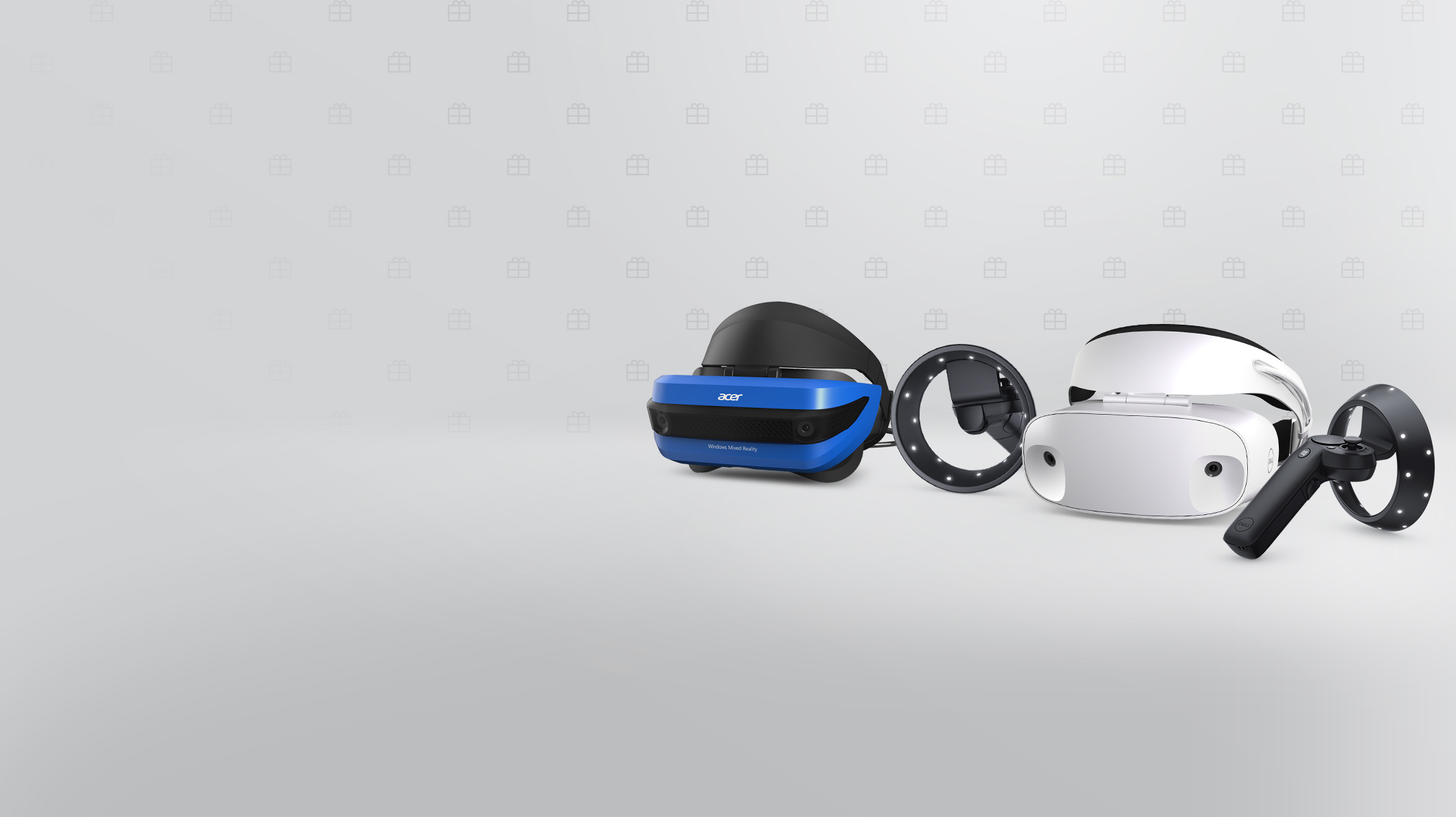 Windows Mixed Reality headsets and motion controllers