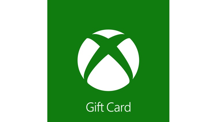 $1.00 Xbox Digital Gift Card